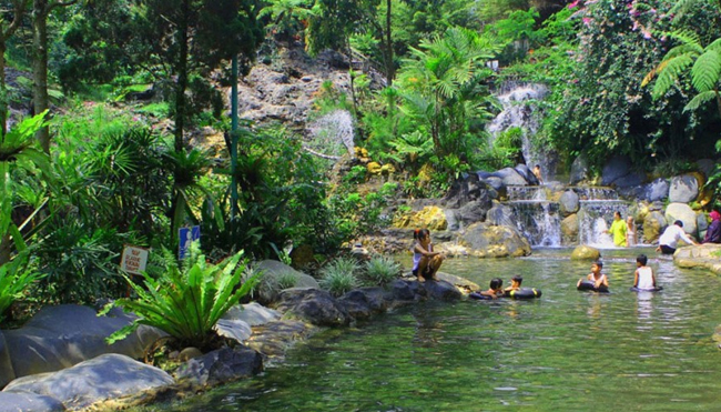 Recommended Hot Springs in Bandung