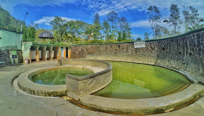 Recommended Hot Springs in East Java
